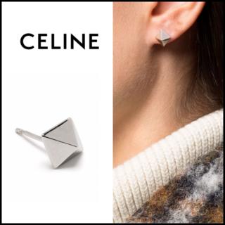 セリーヌ(celine)のラグジュアリー♪新品【CELINE セリーヌ】片耳用ピアス(ピアス)