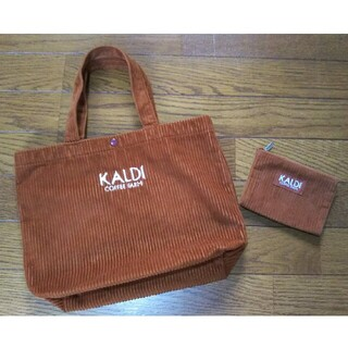 KALDI - カルディ ミニトート& ポーチ