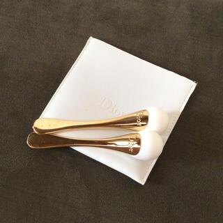 ディオール(Dior)のプレステージラクレーム アプリケーターのみ2本(その他)
