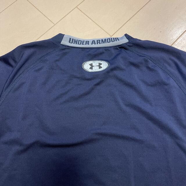 UNDER ARMOUR(アンダーアーマー)のアンダーアーマー アンダーシャツ スポーツ/アウトドアのトレーニング/エクササイズ(トレーニング用品)の商品写真
