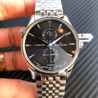 ジャガールクルト(Jaeger-LeCoultre)の即購入OK!!Jaeger-LeCoultre ジャガールクルト メンズ 腕時計(レザーベルト)