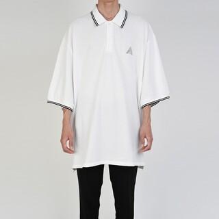 LAD MUSICIAN - ラッドミュージシャン 19ss スーパービックポロシャツ