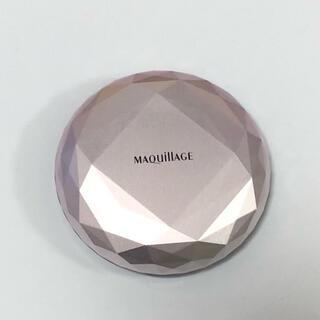 マキアージュ(MAQuillAGE)のマキアージュ パーフェクトマルチコンパクト(フェイスパウダー)