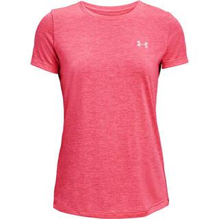 アンダーアーマー(UNDER ARMOUR)のアンダーアーマー レディース Tシャツ M トレーニング ヨガ(Tシャツ(半袖/袖なし))