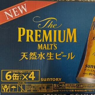 サントリー(サントリー)のさきぽんさん専用 プレミアムモルツ350ml 6ケース 本州のみ送料無料(ビール)