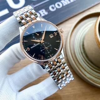 ジャガールクルト(Jaeger-LeCoultre)の即購入OK!!Jaeger-LeCoultre ジャガールクルト メンズ 腕時計(金属ベルト)