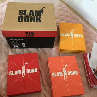 集英社 - 美品SLAM DUNK DVD-BOX DVD