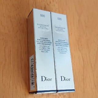 ディオール(Dior)のDior マスカラ サンプル 2本(マスカラ)