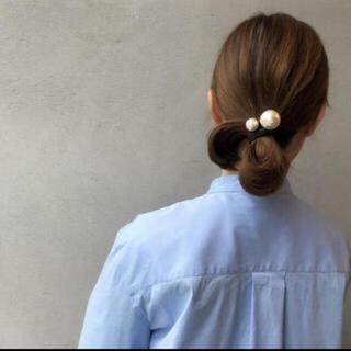 ロンハーマン(Ron Herman)のdecollte_accessory♡パールヘアゴム(ヘアゴム/シュシュ)