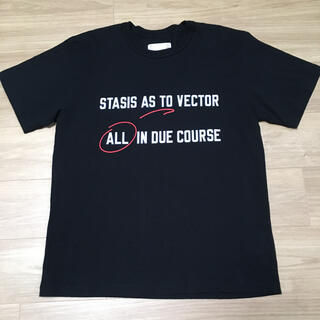 sacai - sacai  ローレンスワイナー Tシャツ