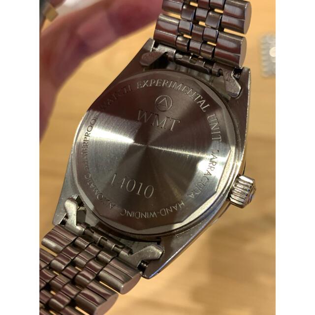 ROLEX(ロレックス)のWMT バラクーダ ほぼ未使用 付属品完備 メンズの時計(腕時計(アナログ))の商品写真