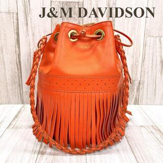 J&M DAVIDSON - ジェイアンドエムデヴィッドソン ショルダーバッグ カーニバル オレンジ