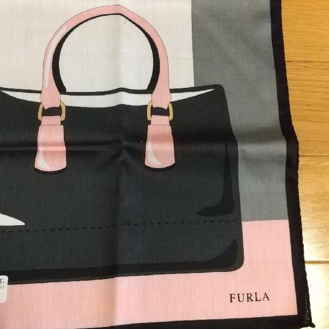 Furla(フルラ)のFURLA ハンカチ 2枚セット レディースのファッション小物(ハンカチ)の商品写真