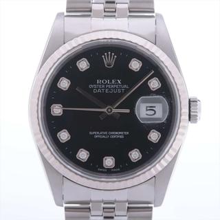 ロレックス(ROLEX)のロレックス デイトジャスト SS×YG   メンズ 腕時計(腕時計(アナログ))