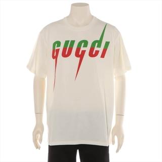 Gucci - グッチ  コットン M アイボリー メンズ その他トップス