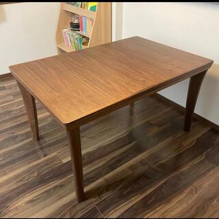 カリモクカグ(カリモク家具)のカリモク エクステンションテーブル(ダイニングテーブル)