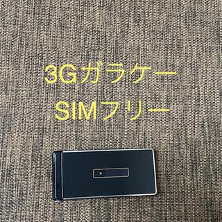 エヌティティドコモ(NTTdocomo)のひで様専用、ガラケー4台、ドコモ シムフリー  3Gガラケー sh-06g(携帯電話本体)