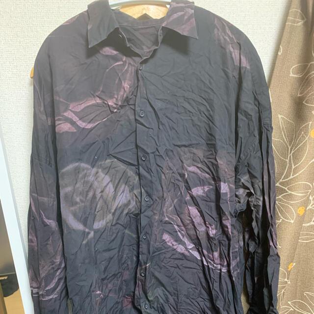 LAD MUSICIAN(ラッドミュージシャン)のラッドミュージシャン ロングシャツ 44 メンズのトップス(シャツ)の商品写真