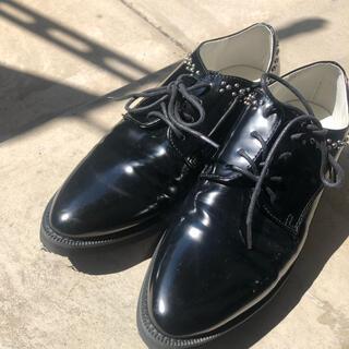 ジーナシス(JEANASIS)のJEANASIS(ジーナシス) ローファー レースアップシューズ(ローファー/革靴)