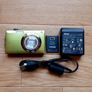 Nikon - Nikon ニコン デジタルカメラ COOLPIX S3000