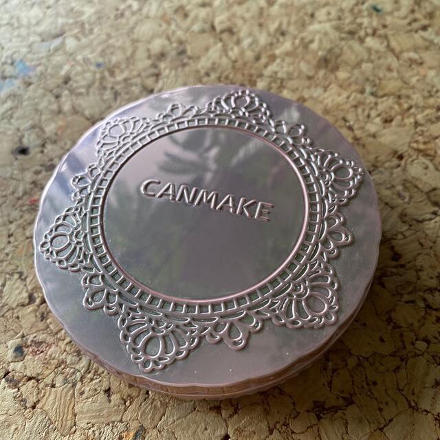 CANMAKE(キャンメイク)のキャンメイク トランスペアレントフィニッシュパウダー コスメ/美容のベースメイク/化粧品(フェイスパウダー)の商品写真