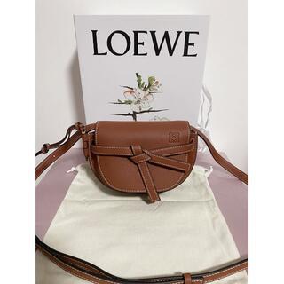 LOEWE - 正規品 ロエベゲートスモールバッグLOEWE