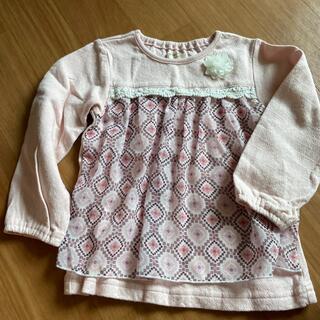 ビケットクラブ(Biquette Club)の美品キムラタン ビケットクラブ95(Tシャツ/カットソー)