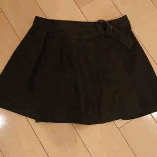 ザラキッズ(ZARA KIDS)のZARA 140 巻きスカートミニ(スカート)