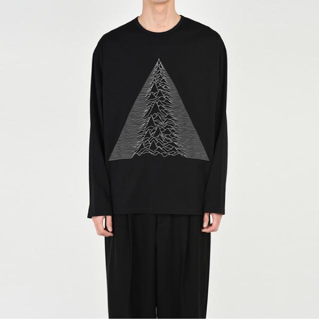 LAD MUSICIAN(ラッドミュージシャン)のLAD MUSICIAN 19SS LONG SLEEVE T-SHIRT メンズのトップス(Tシャツ/カットソー(七分/長袖))の商品写真