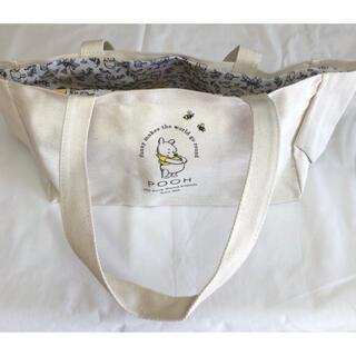 クマノプーサン(くまのプーさん)のくまのプーさんの新品トートバッグ。お買い物エコバッグ。(エコバッグ)