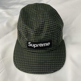 Supreme - 【美品】supreme グラフチェック キャップ