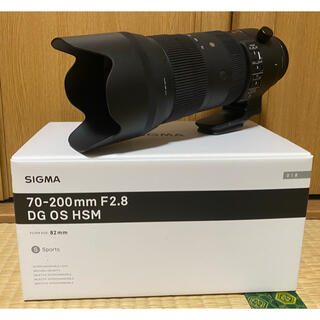 SIGMA - SIGMA 70-200mm F2.8 DG OS HSM EFマウント