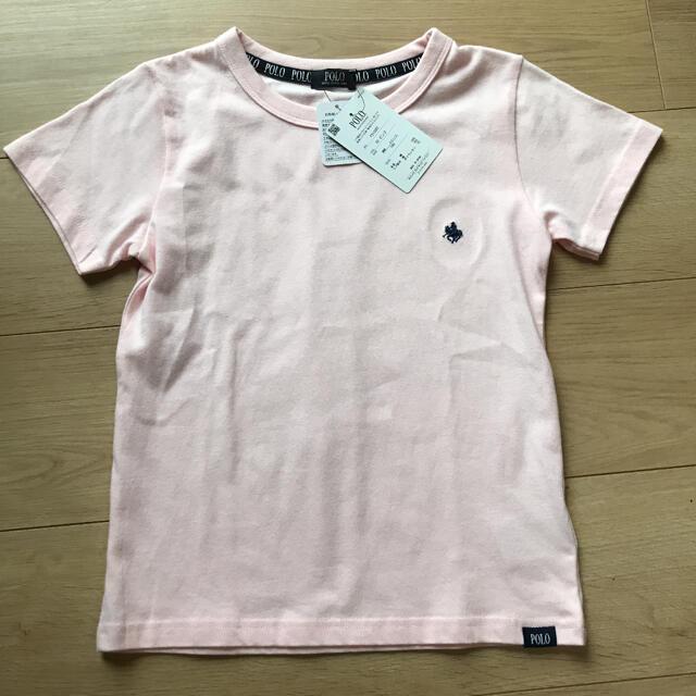 POLO RALPH LAUREN(ポロラルフローレン)のTシャツ POLO ラルフローレン 140 トップス  キッズ/ベビー/マタニティのキッズ服女の子用(90cm~)(Tシャツ/カットソー)の商品写真