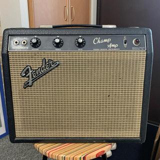 フェンダー(Fender)のVintage Fender CHAMP 1966 BLACK FACE(ギターアンプ)