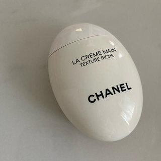 CHANEL - シャネル CHANEL ハンドクリーム 卵型