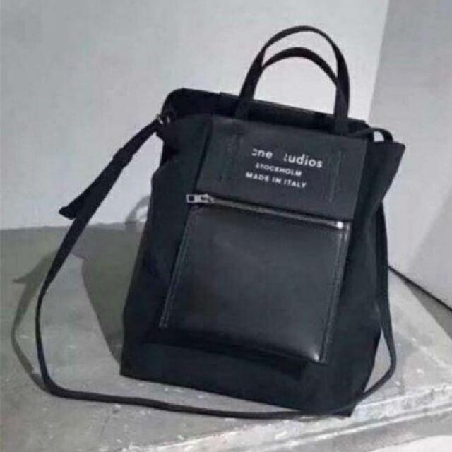 ACNE(アクネ)のアクネストゥディオズ  Acne Studios トートバッグ   M レディースのバッグ(トートバッグ)の商品写真