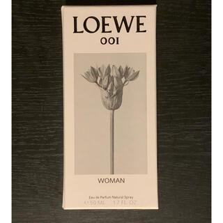 ロエベ(LOEWE)のロエベ 001 woman オードパルファム 50ml ウーマン(香水(女性用))