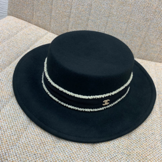 CHANEL - CHANEL ハット 帽子 新作  CC ロゴ