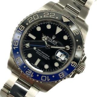 ロレックス(ROLEX)のロレックス ROLEX GMTマスター2 腕時計 メンズ【中古】(その他)