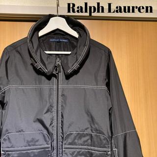 ラルフローレン(Ralph Lauren)のラルフローレン ナイロン ジャケット スポーティ ストリート レア 90s(ナイロンジャケット)