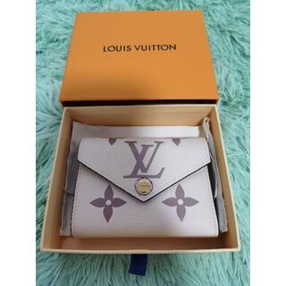 LOUIS VUITTON - ルイヴィトン ポルトフォイユ・ヴィクトリーヌ 折り財布