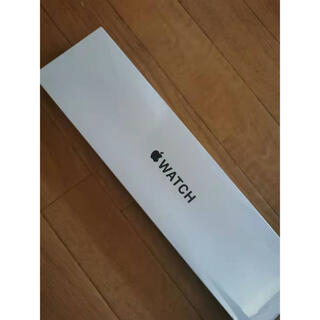 Apple - Apple Watch se 44mm 未開封