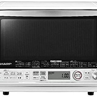 シャープ(SHARP)のRE-S1000-W スチームオーブンレンジ シャープ 白 ホワイト(電子レンジ)