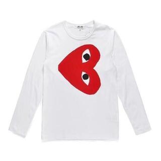 コムデギャルソン(COMME des GARCONS)のcomme des garcons cdg tee-3(Tシャツ/カットソー(七分/長袖))
