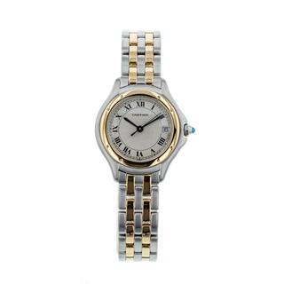 Cartier - カルティエ 腕時計 レディース 美品