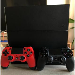 PlayStation4 - PlayStation ps4 本体 500GB コントローラー 配線セット