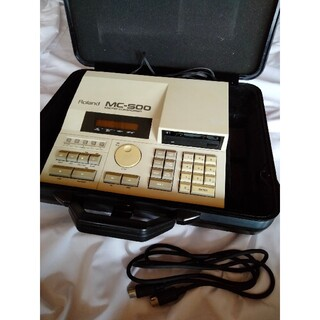 ローランド(Roland)のローランドMC500  MICRO COMPOSER(その他)