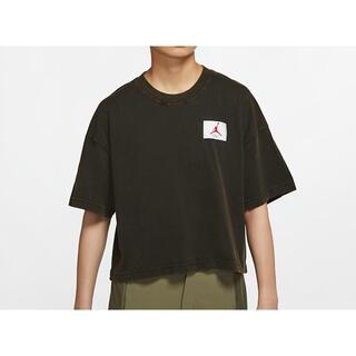 ナイキ(NIKE)のウィメンズ ショートスリーブ ボクシー Tシャツ(Tシャツ(半袖/袖なし))
