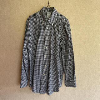 ブルックスブラザース(Brooks Brothers)のブルックスブラザーズ チェックシャツ ギンガムチェックシャツ トラッド(シャツ)