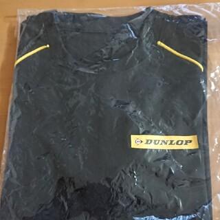 ダンロップ(DUNLOP)の新品✨DUNLOP 黒Tシャツ(Tシャツ/カットソー(半袖/袖なし))